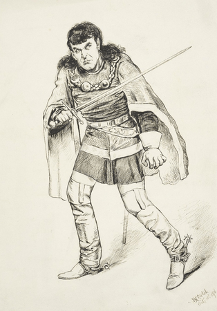 Barry Sullivan as Richard III