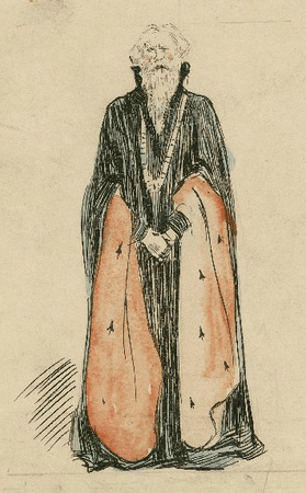 J. Fisher White as John of Gaunt