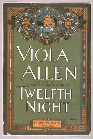 """Viola Allen as """"Viola"""""""