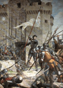 Joan of Arc at the Siege of Orléans