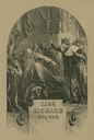 Frontpiece for Dalziel Brothers' edition of King Richard Second