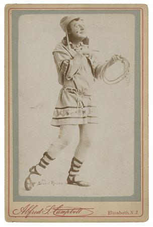 Stuart Robson as Dromio of Ephesus
