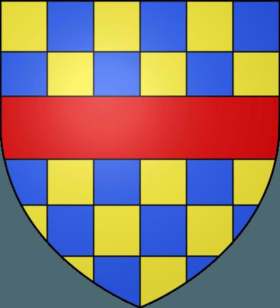 Arms of Thomas Clifford, 8th Baron de Clifford