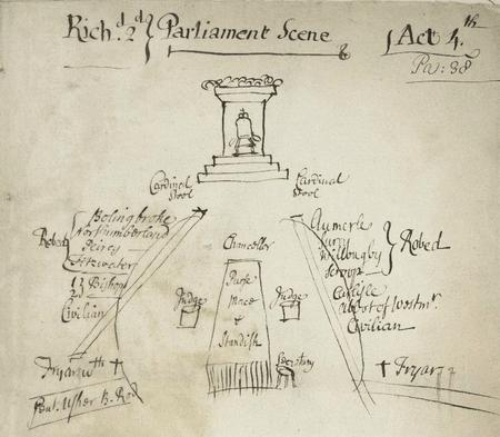 Parliament Scene