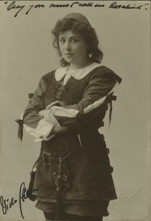 Viola Allen as Rosalind