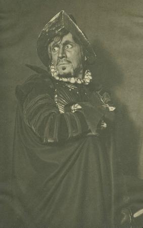 Sidney Herbert as Don John
