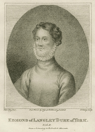 Edmond of Langley, Duke of York