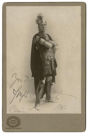 Joseph Haworth as Cassius