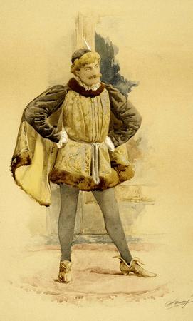 John Drew as Petruchio