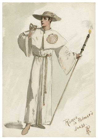 Costume design for Romeo