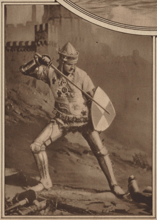 George Rignold as Henry V