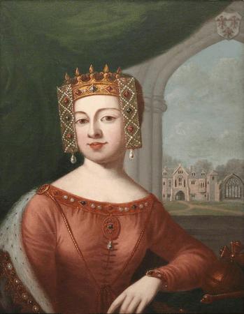 Philippa, Queen Consort of Edward III
