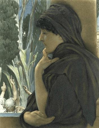 Portia, wife of Brutus