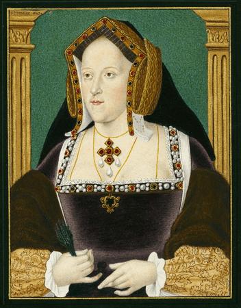 Queen Katherine of Arragon