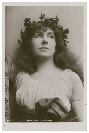 Lady Constance Benson as Miranda