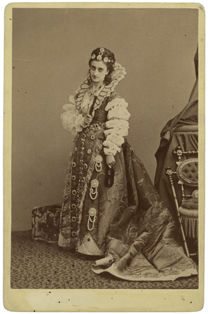 Mrs. S. Siddons as Beatrice