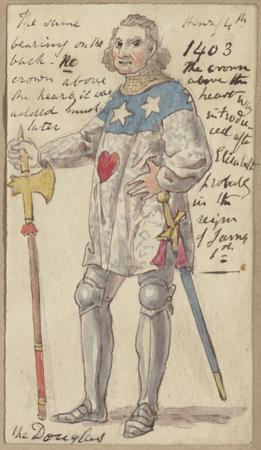 Costume design for Douglas
