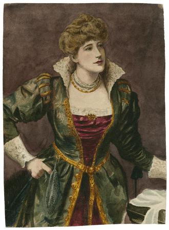 Ellen Terry as Beatrice