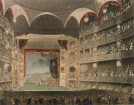 1808 Theatre Royal production of Coriolanus