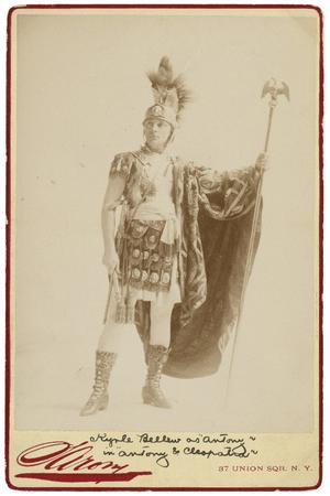 Kyrle Bellew as Antony