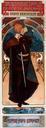 Poster for Sarah Bernhardt as Hamlet