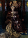 Ellen Terry as Katherine of Aragon