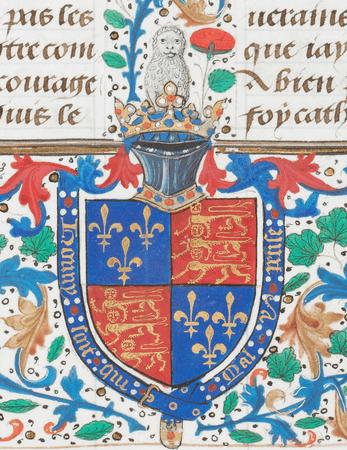 Coat of arms of Edward IV