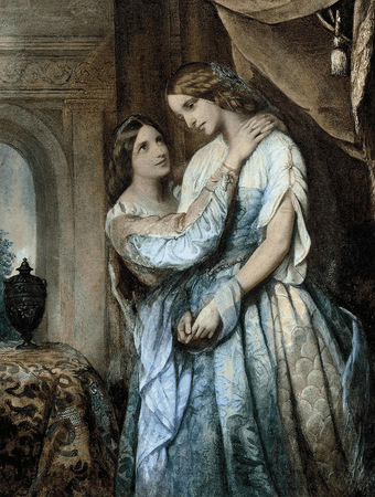 Rosalind and Celia