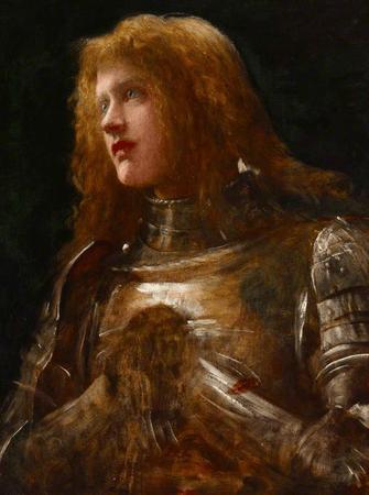 Ellen Terry as Joan of Arc