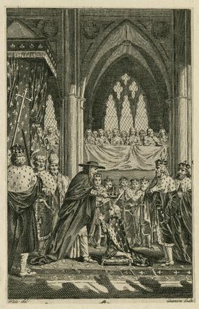 Coronation of King Henry VI of England