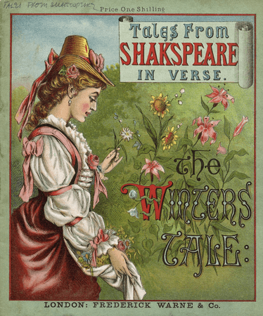 Tales from Shakespeare in verse