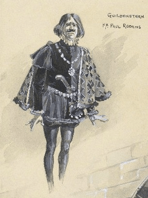 Paul Rubens as Guildenstern