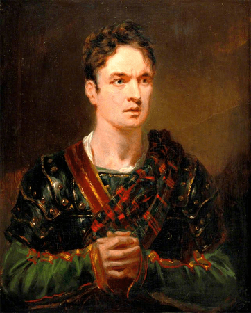 William Charles Macready (1793–1873) as Macbeth