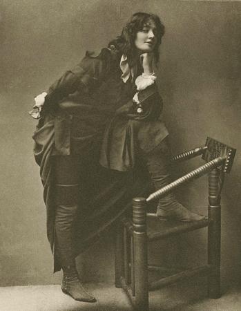 Dorothea Baird as Rosalind