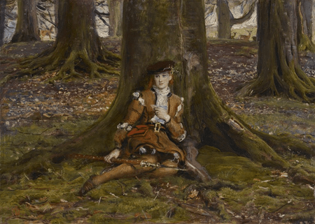 Rosalind in the Forest