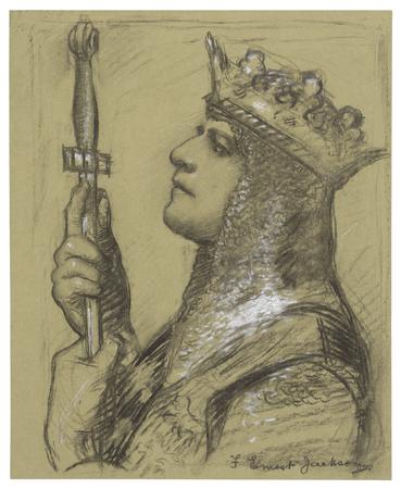 Lewis Waller as Henry V