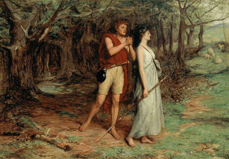 Silvius and Phoebe