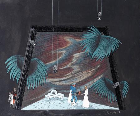 Kirovabad Theater production of Othello