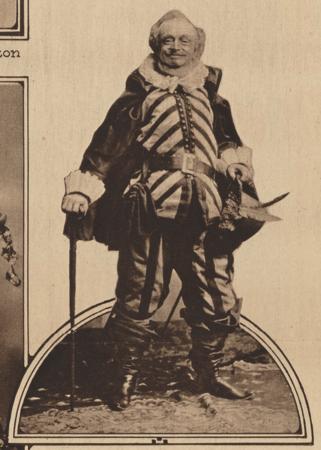 James Lewis as Sir Toby Belch
