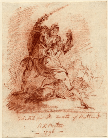 The death of Rutland