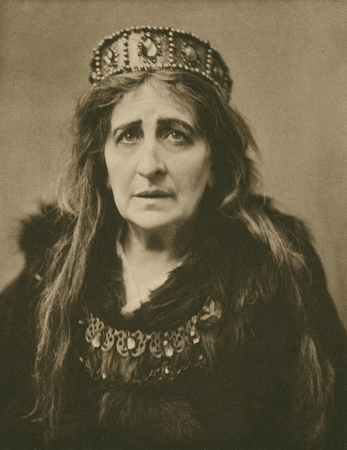 Genevieve Ward as Margaret of Anjou