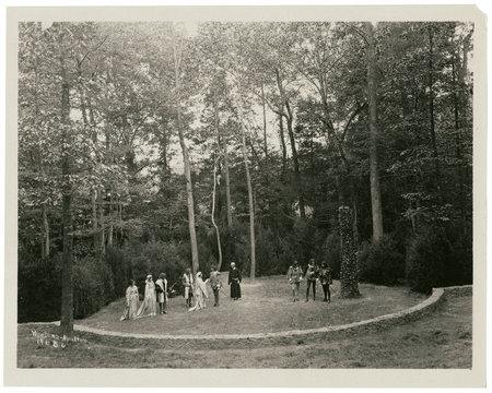 Production of the Carolina Players of the University of Much Ado About Nothing