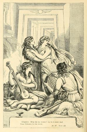 Cassell's Illustrated Shakespeare