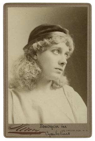 Julia Marlowe as Imogen