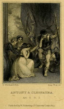 The dramatic works of Shakespeare
