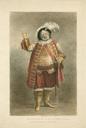 R. W. Elliston as Falstaff