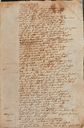 Partial script of 'Sir Thomas More'