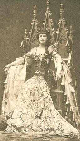 Sarah Brooke as Katherine