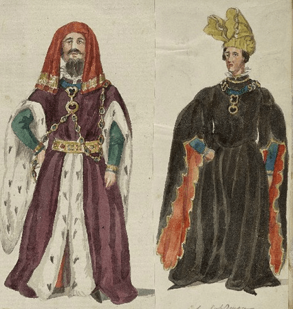 Lord Fitzwater and another nobleman
