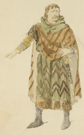 Costume design for Cornwall